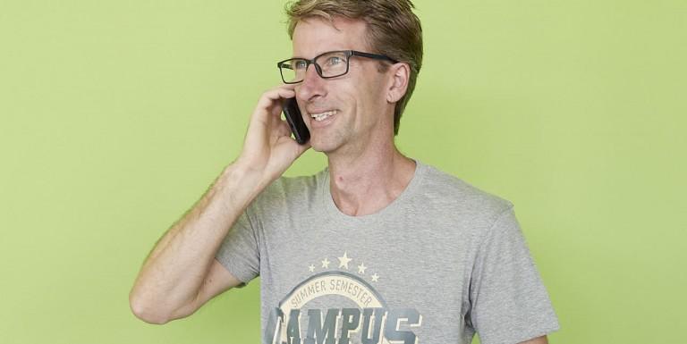 Bjoern Conrad @ Campus Founders