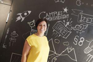 Sylvia Toth @ Campus Founders